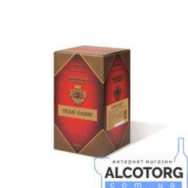 Вино Іршаї Олівер столове напівсолодке біле Амбассадор 10 літрів.
