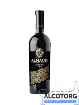 Вино Сапераві Азнаурі червоне сухе