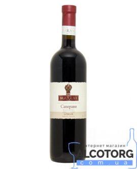 Вино Сапераві Марані червоне сухе, Marani 0,75 л.
