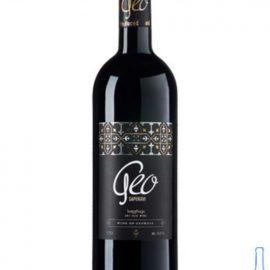 Вино Сапераві Джео червоне сухе, Geo Saperavi 0,75 л.