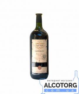 Вино Сапераві Магнум Каса Віче червоне сухе, Casa Veche Saperavi 1,5 л.