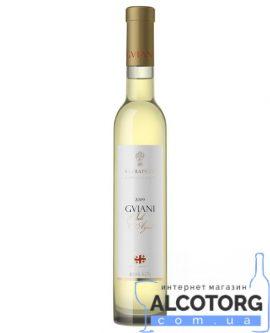 Вино Марані Сатрапезо Гвиані біле солодке, Marani 0,375 л.
