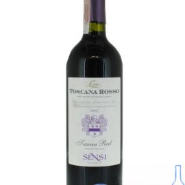 Вино Сенсі Соро Россо червоне сухе, Sensi Soro Rosso Toscana IGT 0,75 л.