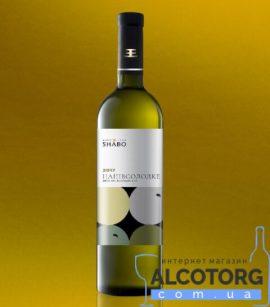 Вино Біле Напівсолодке Класіка Шабо 0,75 Л.