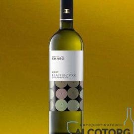 Вино Біле Напівсухе Класіка Шабо 0,75 Л.