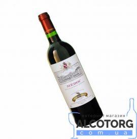Вино Шанткай Медок червоне сухе, Chantecaille Medoc 0,75 л.