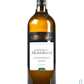 Вино Шардоне біле сухе Мухрані, Mukhrani 0,75 л.