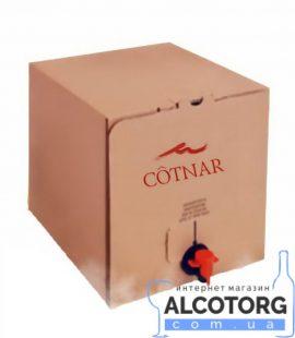 Вино Шардоне біле сухе Котнар 10 л.