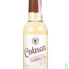 Вино Шардоне Котнар біле сухе, Chardonnay Cotnar Hills 0,375 л.