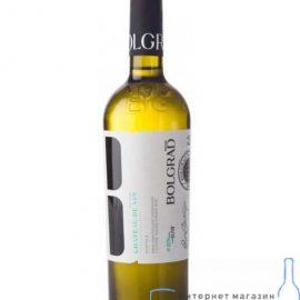 Вино Шато де він напівсолодке біле Болград 0