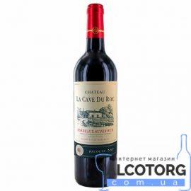 Вино Шато Ля Кав дю Рок червоне сухе, Chateau La Cave Du Roc 0,75 л.