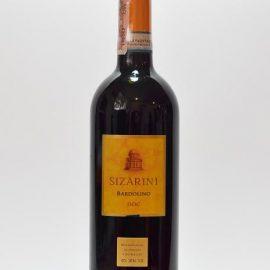 Вино Бардоліно DOC Зіцаріні червоне сухе, Bardolino DOC Sizarini 0,75 л.