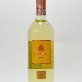 Вино Соаве DOC Зіцаріні біле сухе, Soave DOC Sizarini 0,75 л.