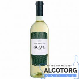 Вино Соаве Савелла біле сухе, Savella Soave 0,75 л.