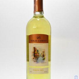 Вино Соло Корсо біле сухе