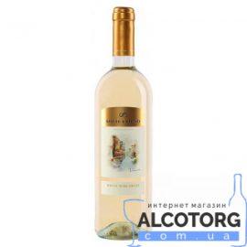 Вино Соло Корсо біле напівсолодке