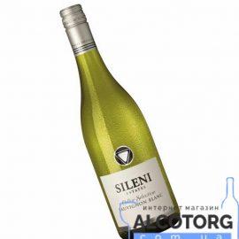 Вино Совіньйон Блан Селлер Селекшн Сілені біле сухе, Sauvignon Blanc Cellar Selection Sileni 0,75 л.