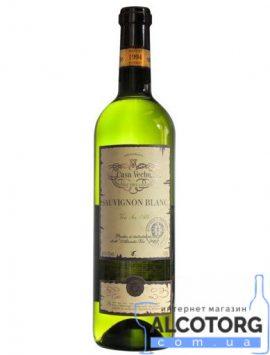 Вино Совіньон Каса Віче біле сухе, Sauvignon Blanc Casa Veche 0,75 л.
