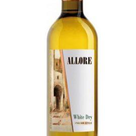 Вино Аллоре сухе біле