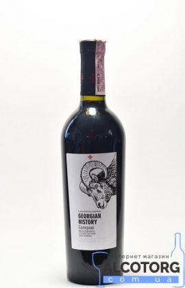 Вино Сапераві червоне сухе GH 0,75 л.