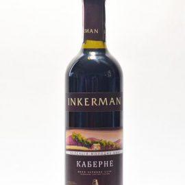 Вино Каберне сухе червоне Інкерман 0,75 л.