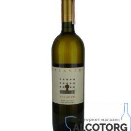 Вино Телавурі біле напівсолодке