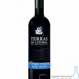Вино Террас до Літорал Меса червоне сухе