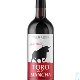 Вино Торо де Ла Манча червоне сухе, Toro de La Mancha 0,75 л.