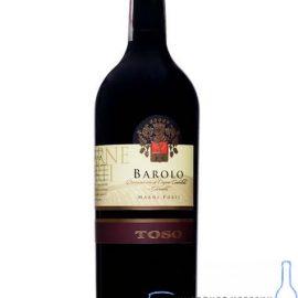 Вино Тосо Барбареско DOCG червоне сухе