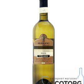 Вино Твіши Марані біле напівсолодке