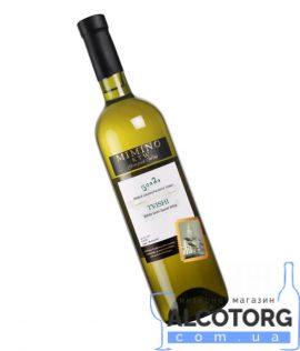 Вино Твіши Міміно біле напівсолодке, Tvishi Mimino 0,75 л.