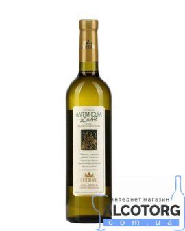 Вино Алгетинськая Долина Вардіані біле напівсолодке