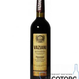 Вино Піросмані Вазіані Червоне Напівсухе, Vaziani Pirosmani 0,75 Л.