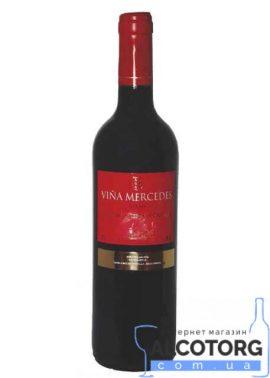 Вино Вінья Мерседес Сіра сухе червоне