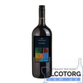 Вино Россо Дольче Пянтаферро червоне напівсолодке, Vino Rosso Dolce Piantaferro 1,5 л.
