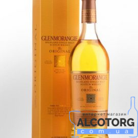 Віскі Гленморанджі Оригінальний, Glenmorangie Original 0,7 л.