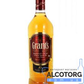 Віскі Грантс Фемілі Резєрв, Grant's Family Reserve 0,7 л.
