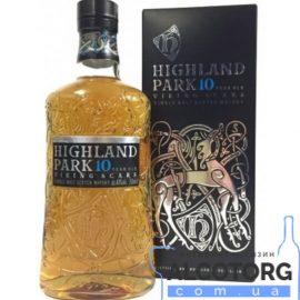 Віскі Хайленд Парк 10 років, Highland Park 10 years 0,7 л.
