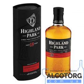 Віскі Хайленд Парк 18 років, Highland Park 18 years 0,7 л.
