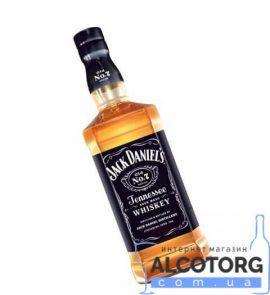 Віскі Джек Деніелс, Jack Daniel's 0,375 л.