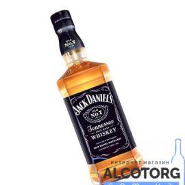 Віскі Джек Деніелс, Jack Daniel's 0,35 л.