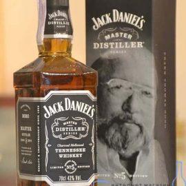 Віскі Джек Деніелс Мастер Дістіллер №5, Jack Daniel's Master Distiller №5 0,7 л.