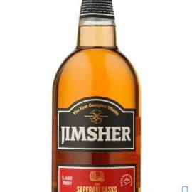 Віскі Джимшер Сапераві Каск, Jimsher Saperavi Casks 0,7 л.