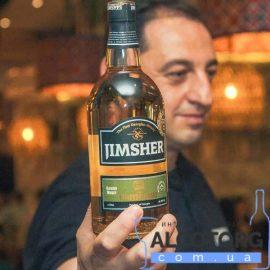 Віскі Джимшер Цинандалі Каск, Jimsher Tsinandali Casks 0,7 л.
