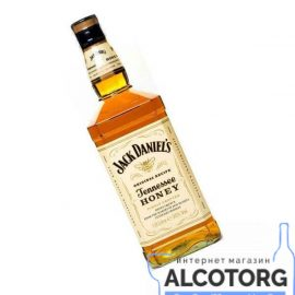 Віскі-Лікер Джек Деніелс Теннессі Хані, Jack Daniel's Tennessee Honey 1 л.