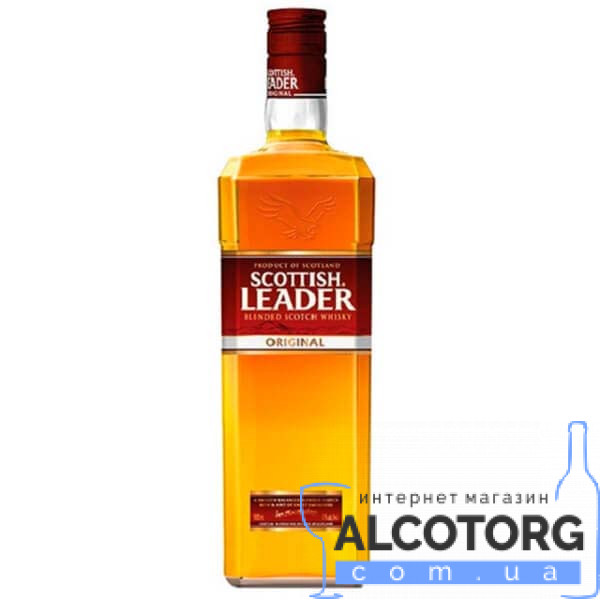 Віскі Скоттіш Лідер, Scottish Leader 0,5 л.