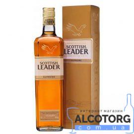 Віскі Скоттіш Лідер Супрім, Scottish Leader Supreme 0,7 Л.