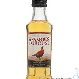 Віскі Феймоус Граус, The Famous Grouse 0,05 л.