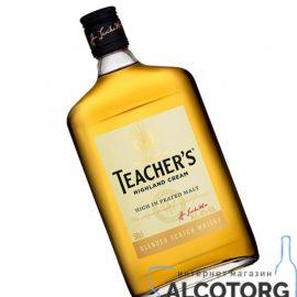 Віскі Тічерс Хайленд Крим, Teacher's Highland Cream 0,5 л.