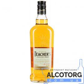 Віскі Тічерс, Teacher's 0,7 л.